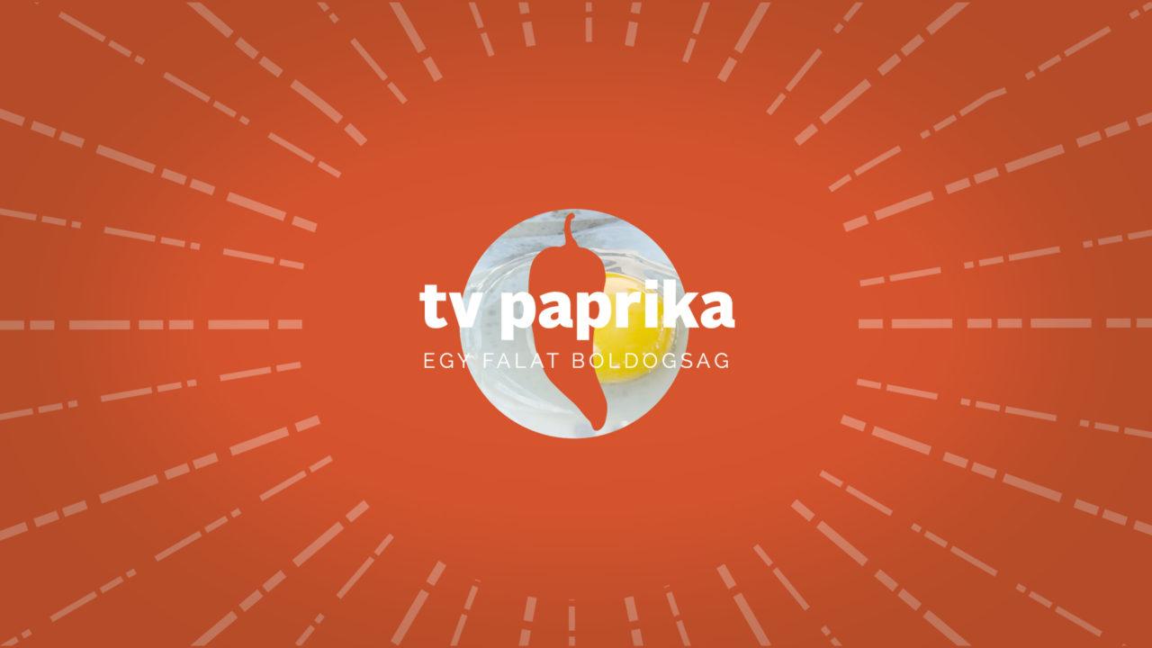 tvpaprika rebrand